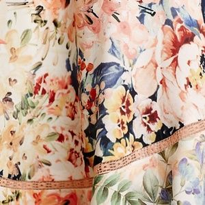 Anthropologie Skirts - Anthropologie Jardin Skirt by Ranna Gill